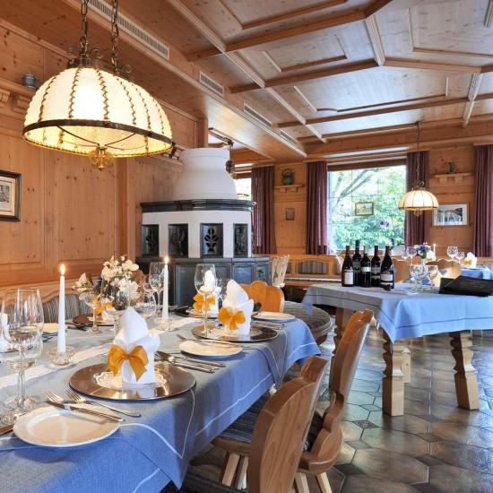 Hotel-Gasthof Bergheimat Stüberl