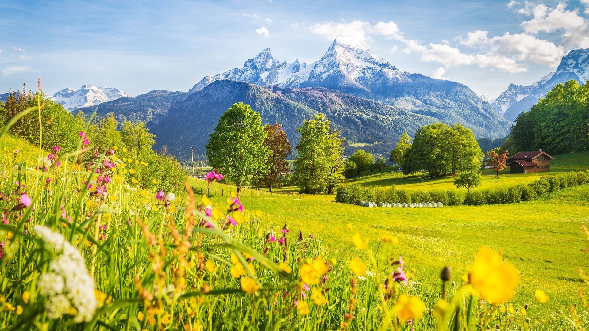 Sommerurlaub Berchtesgaden