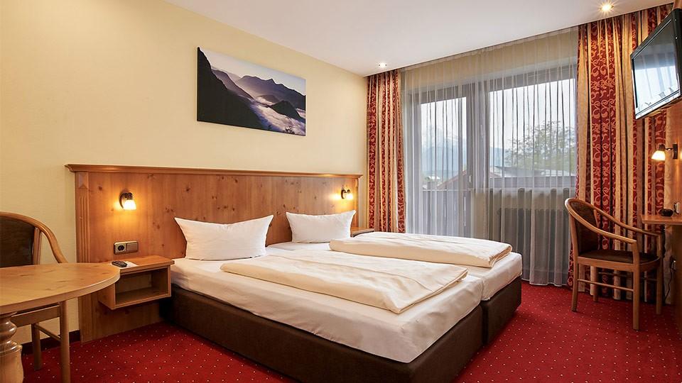 Hotel Seimler Doppelzimmer 5