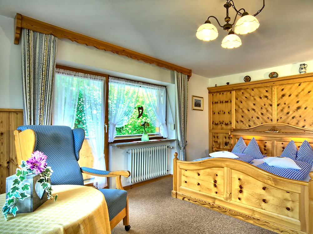 Doppelzimmer Schneibstein