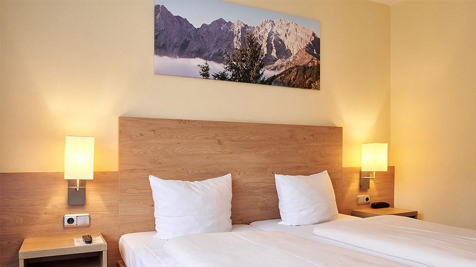 Hotel Seimler Doppelzimmer 2