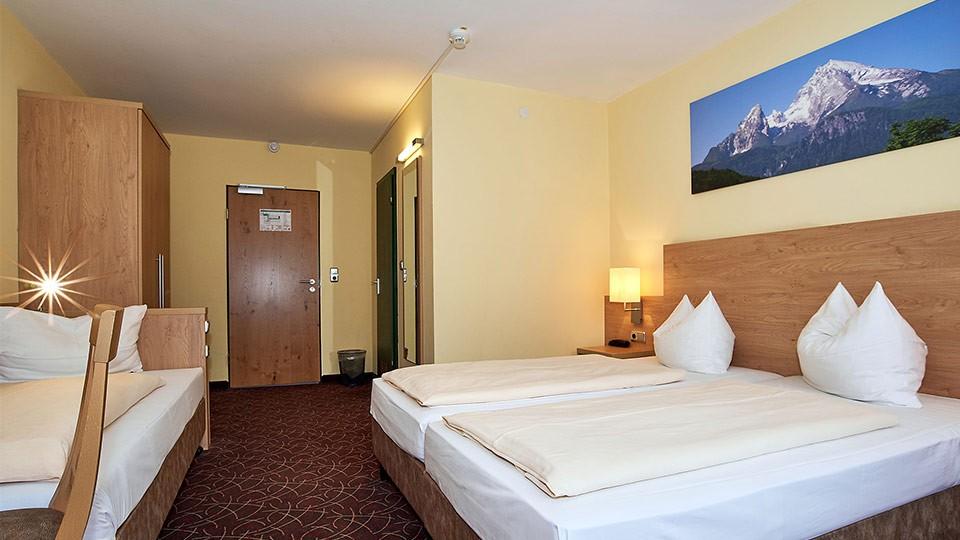 Hotel Seimler Doppelzimmer 1