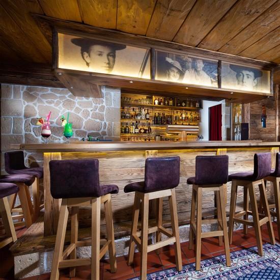 Hotel Alpenhof Bar