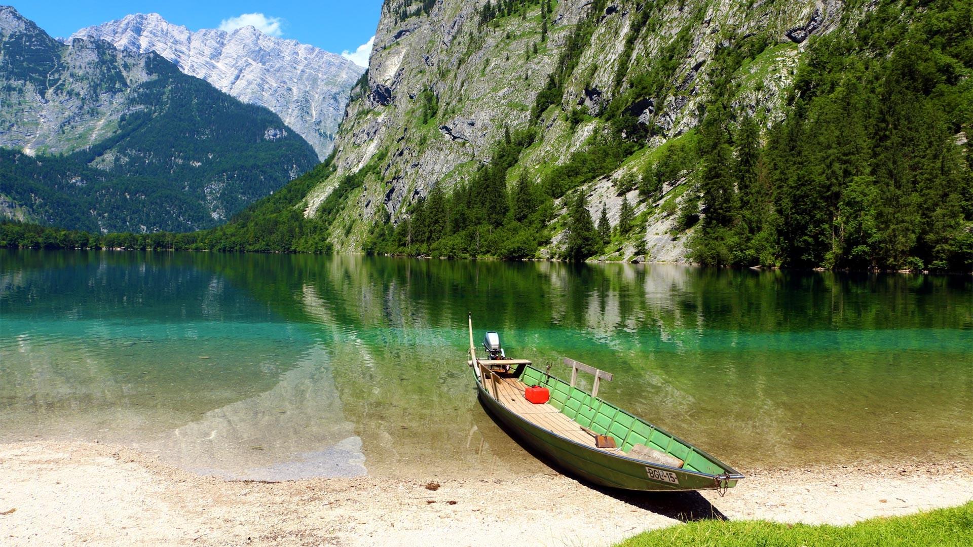 Sommerurlaub am Königssee