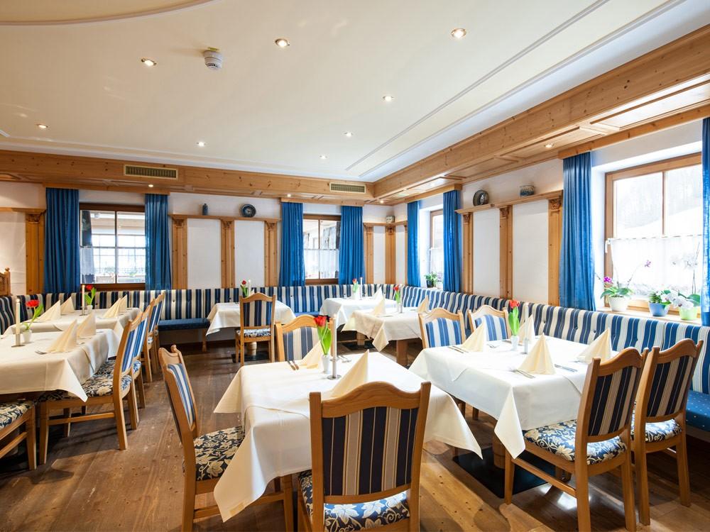 Naturhotel Reissenlehen Restaurant