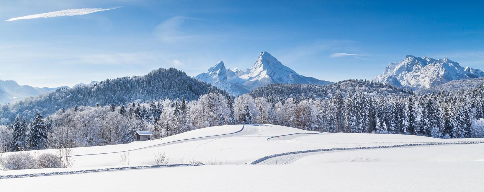 Unterkünfte in Bischofswiesen - Winterurlaub