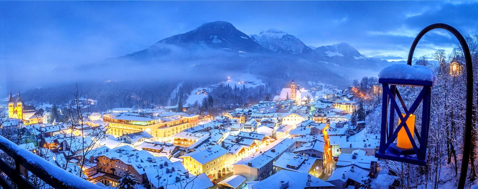 Unterkünfte in Berchtesgaden - Winterurlaub