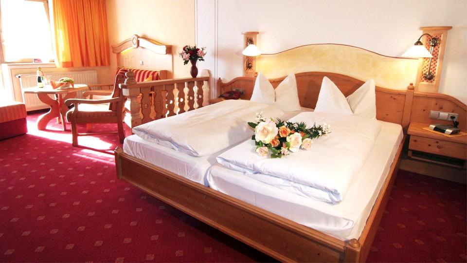 Hotel-Gasthof Bergheimat Doppelzimmer Komfort