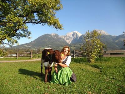Eigene Rinder Ferienwohnungen Rennerlehen Königssee