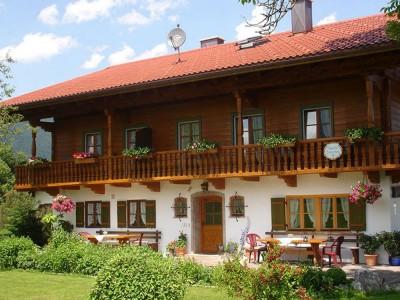 Sommer im Haus Rennerlehen Schönau am Königssee