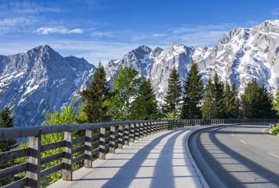 Anreise in das Berchtesgadener Land