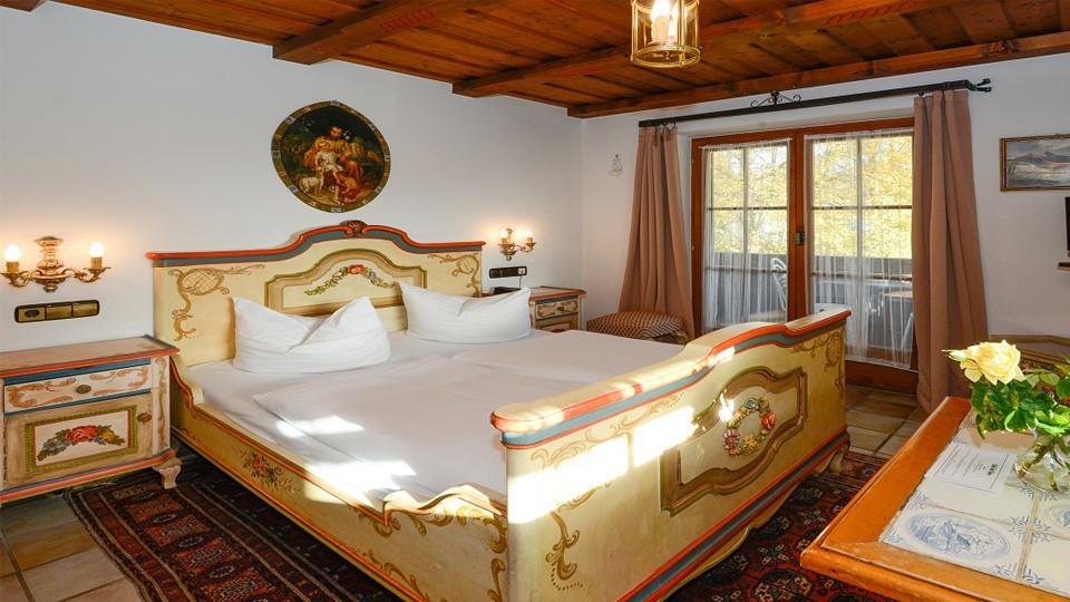 Stoll's Hotel Alpina Zimmer Kategorie B