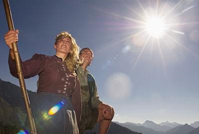 Wanderurlaub in Berchtesgaden