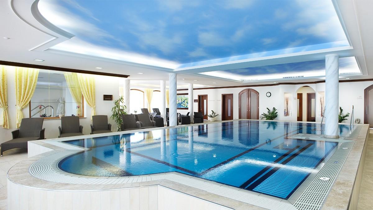 Alpenhotel Zechmeisterlehen - Wellnesspool