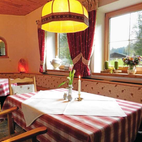 Alpenhotel Bergzauber Bergzauber Stube