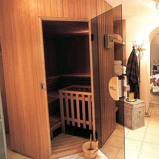 Haus am Forst Sauna