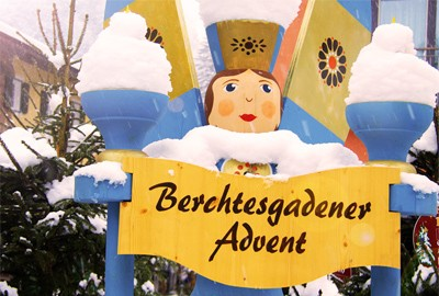 Advent in Berchtesgaden