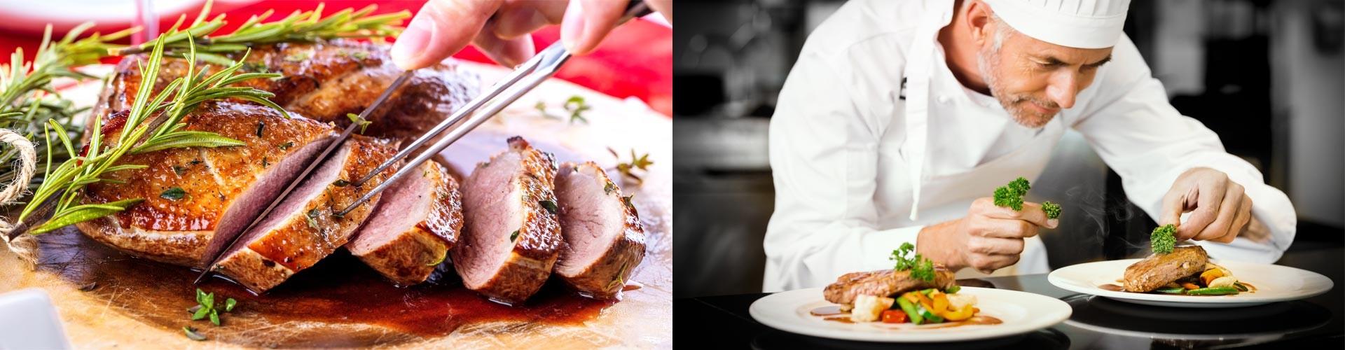 Kulinarik in Bayerischen Restaurants