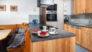 Ferienwohnung Hochgenuss Küche