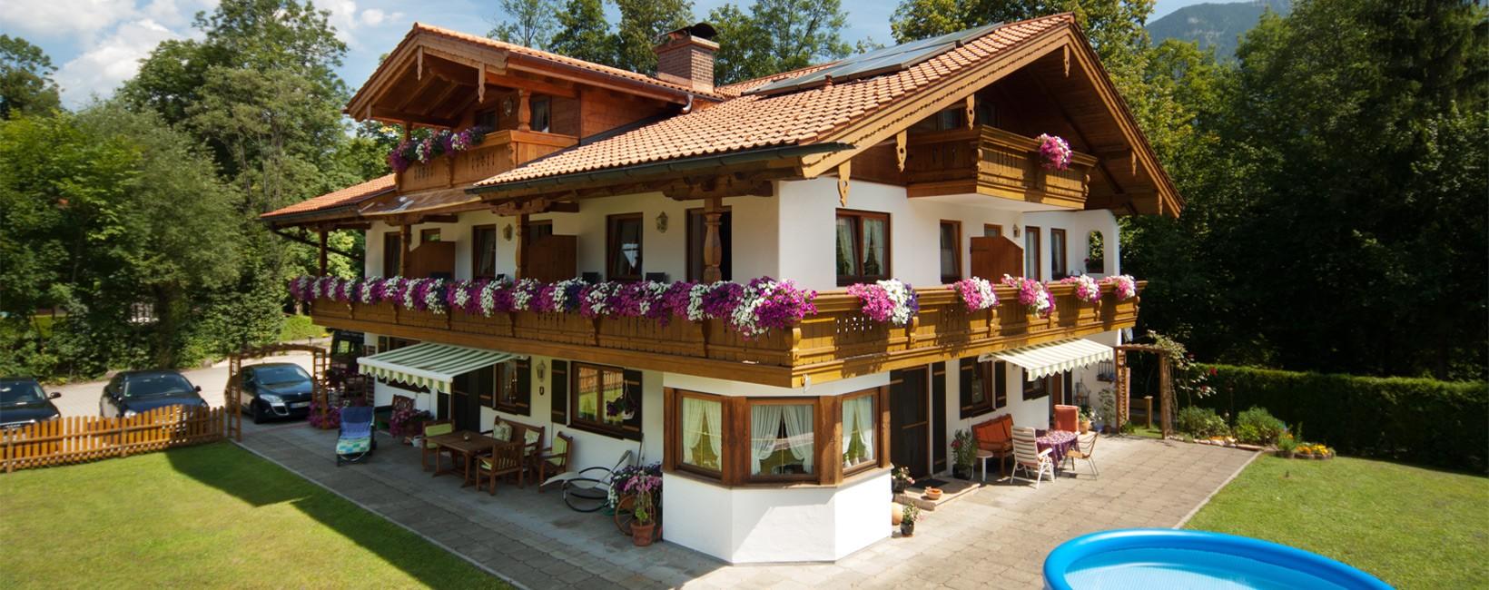 Landhaus Eschenbach Sommer