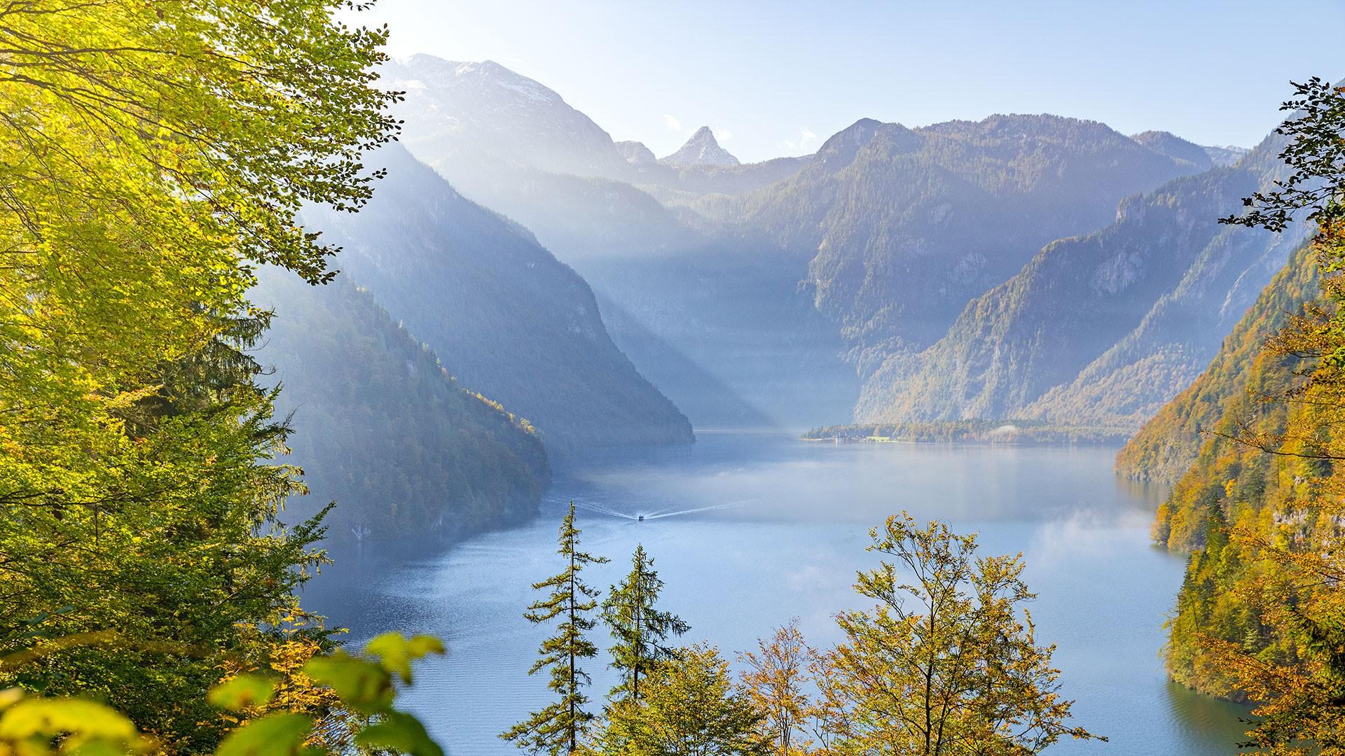 Herbsturlaub am Königssee