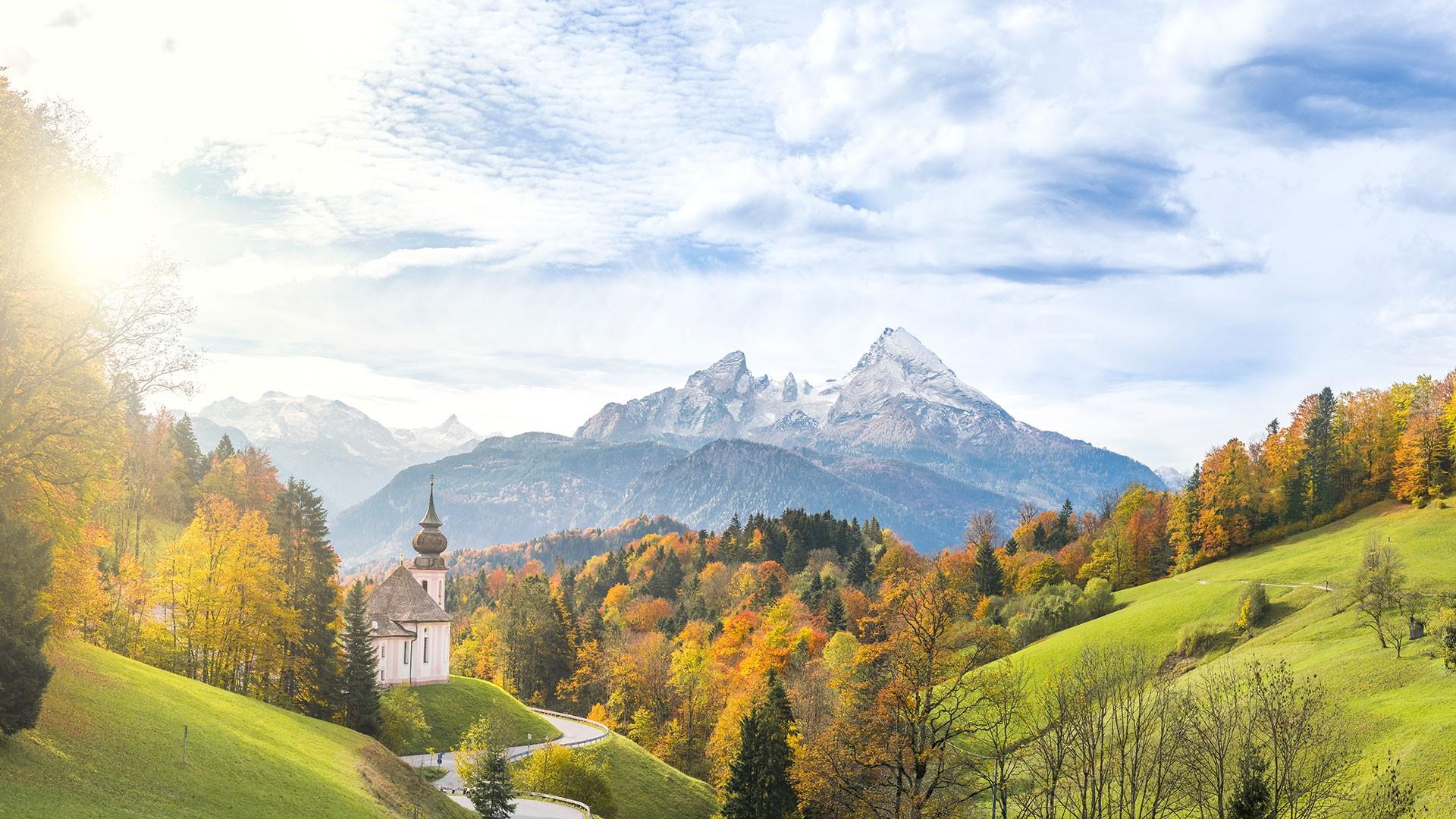 Herbsturlaub in Berchtesgaden
