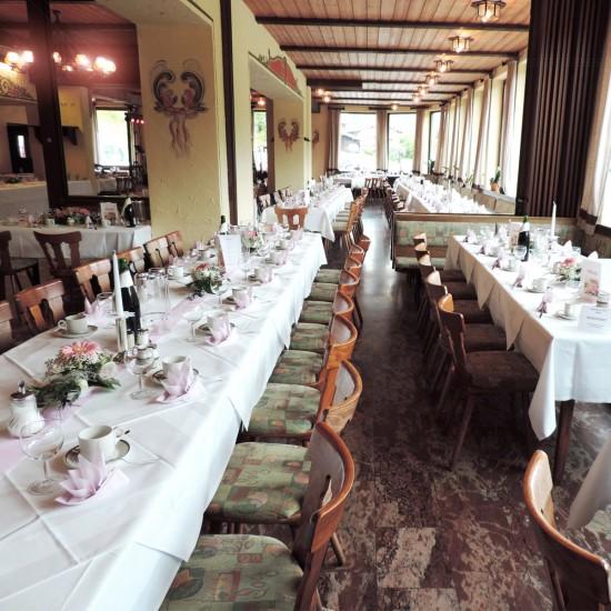 Alpensporthotel Seimler Restaurant