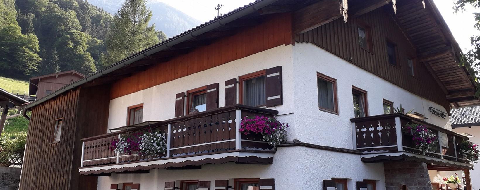 Ferienwohnungen Fischkalter Ramsau-Berchtesgaden