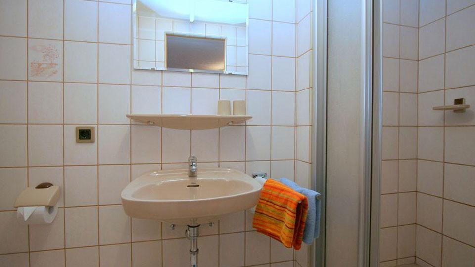 Ferienwohnung Fischkalter - Wohnung 4 Bad