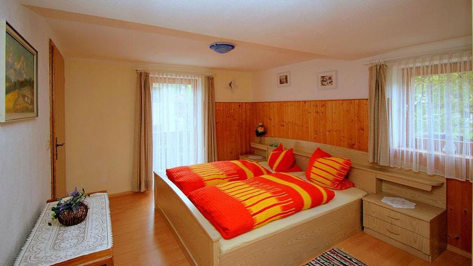 Ferienwohnung Fischkalter - Wohnung 4 Schlafzimmer