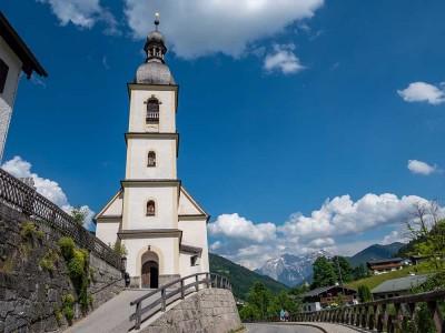 Pfarrkirche von Ramsau