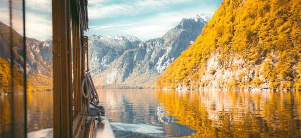 Herbstangebote in Berchtesgaden