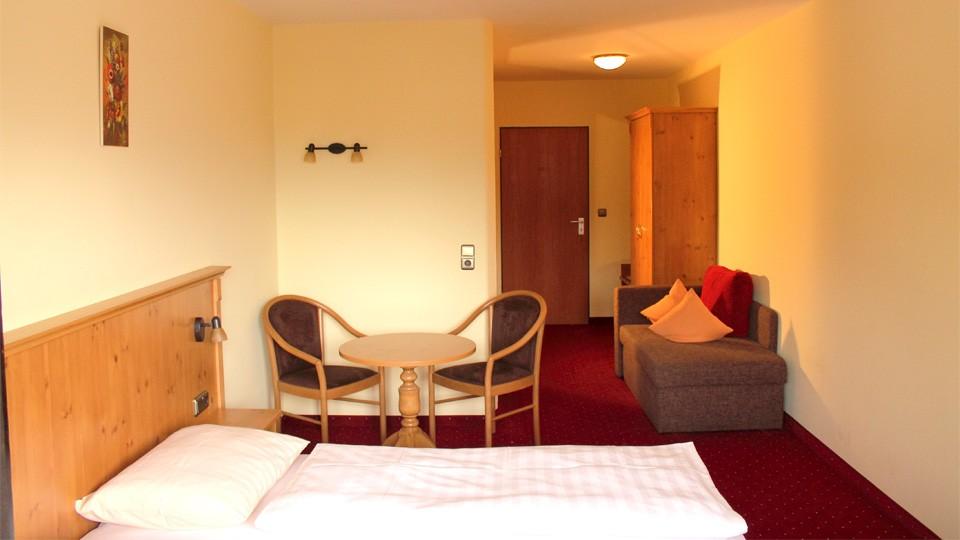 Alpensport-Hotel Seimler Doppelzimmer