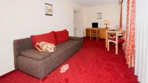 Alpensport-Hotel Seimler Mehrbettzimmer
