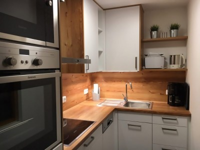 Ferienwohnung Lebenslust Küche