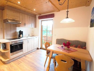 Ferienwohnung Watzmann Küche