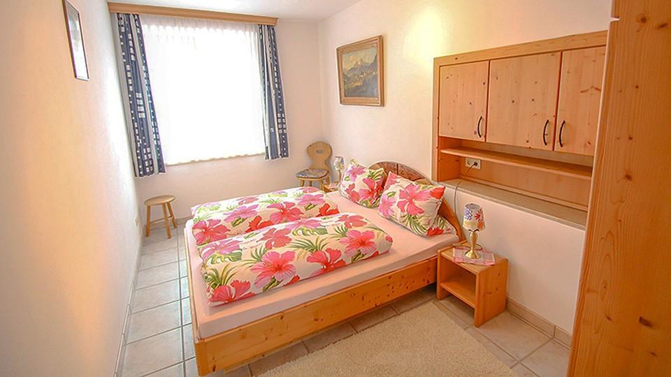 Ferienwohnung Kehlstein Schlafzimmer