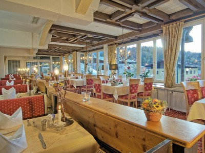 Alpenhotel Fischer Restaurant