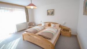 Ferienwohnung Watzmann Schlafzimmer
