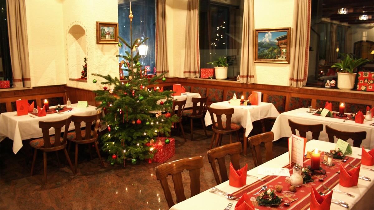 Alpensport-Hotel Seimler Weihnachtszeit