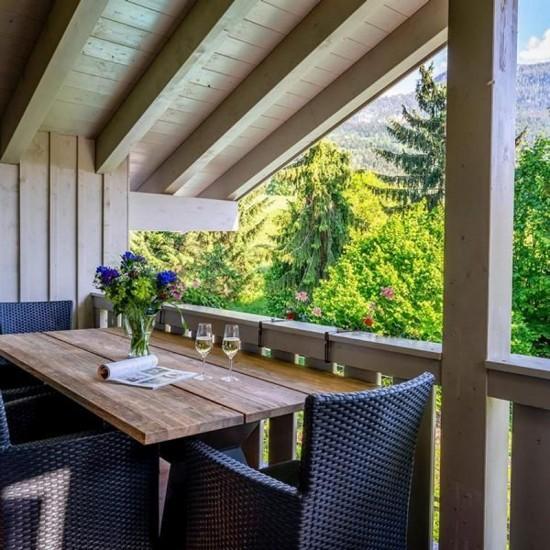 Alpengluehen-Ferienwohnung