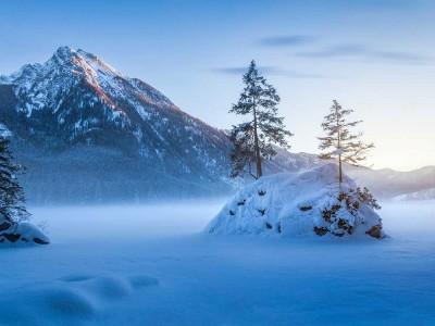 Winter am Hintersee - Wörndlhof