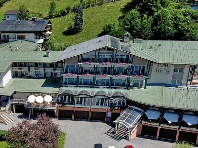 Alpenhotel Fischer Außenansicht