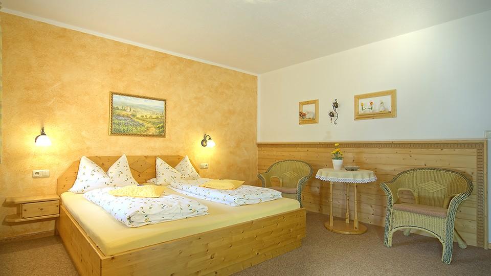 Schlafzimmer Landhaus Eschenbach
