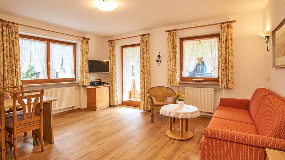 Gemütlich eingerichtet - Landhaus Eschenbach