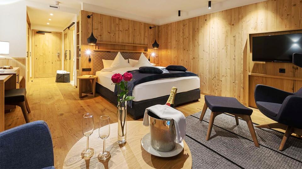 Hotel Hindenburglinde Studio Vital Alpin
