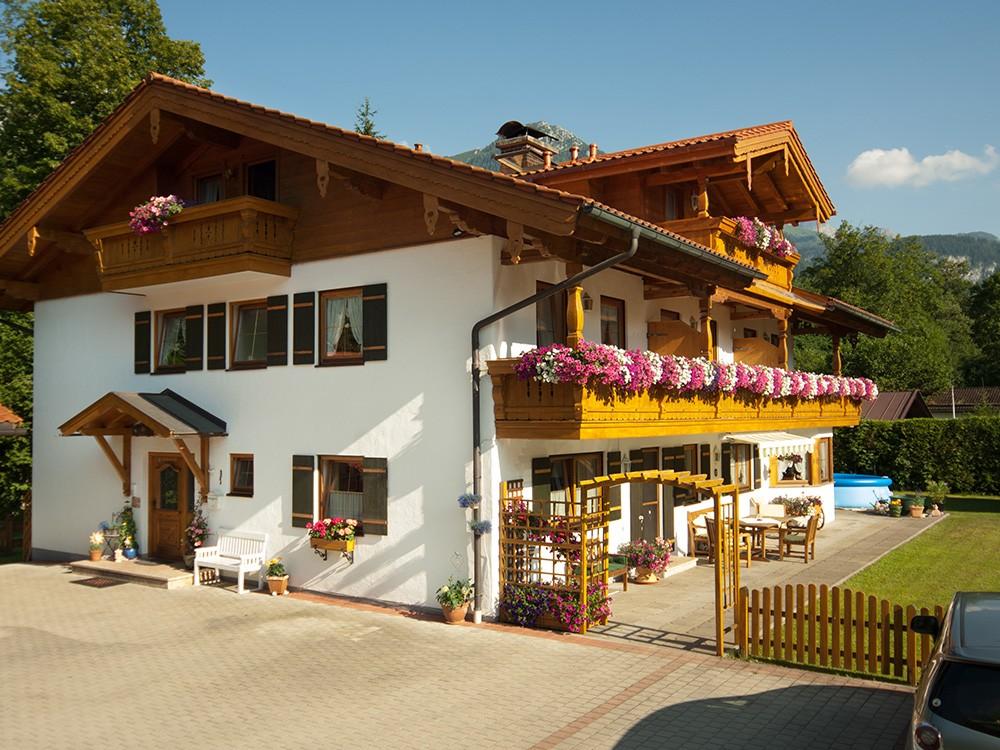 Landhaus Eschenbach Sommerurlaub