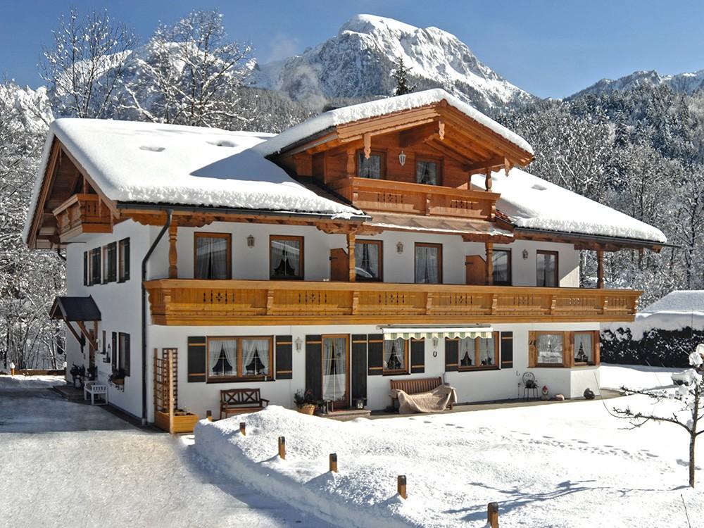 Landhaus Eschenbach Winterurlaub