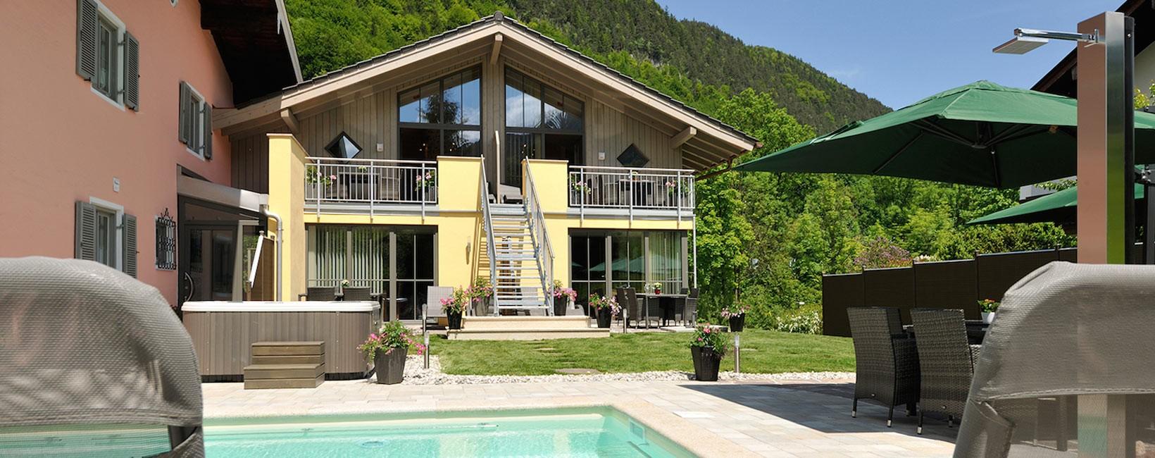 Ferienwohnungen Alpenglühen Berchtesgaden