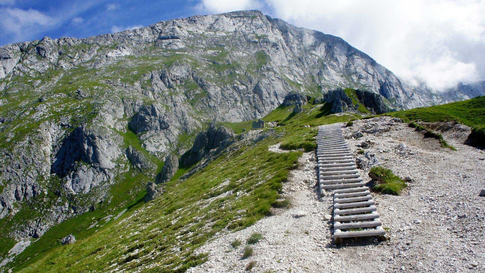 Berchtesgaden Hohes Brett